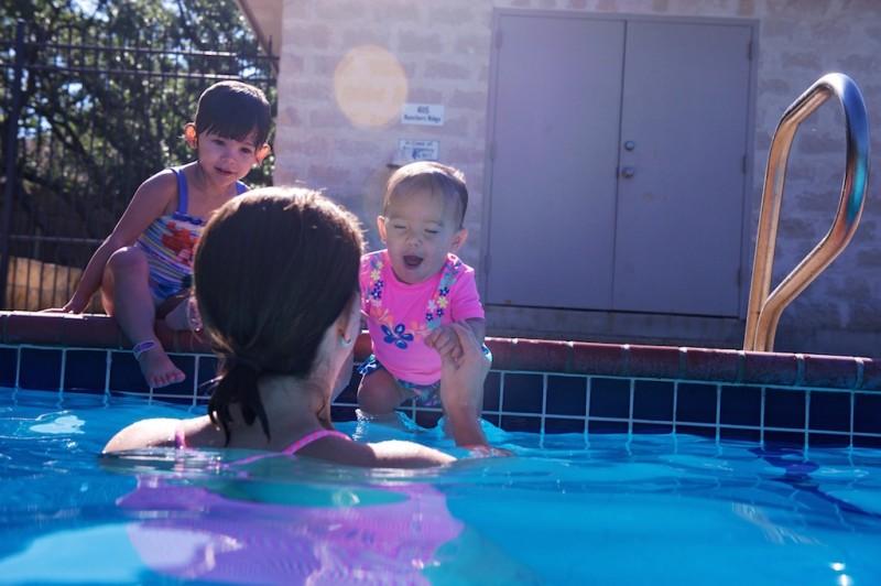 San Antonio Family Portraits Photographer - Julie