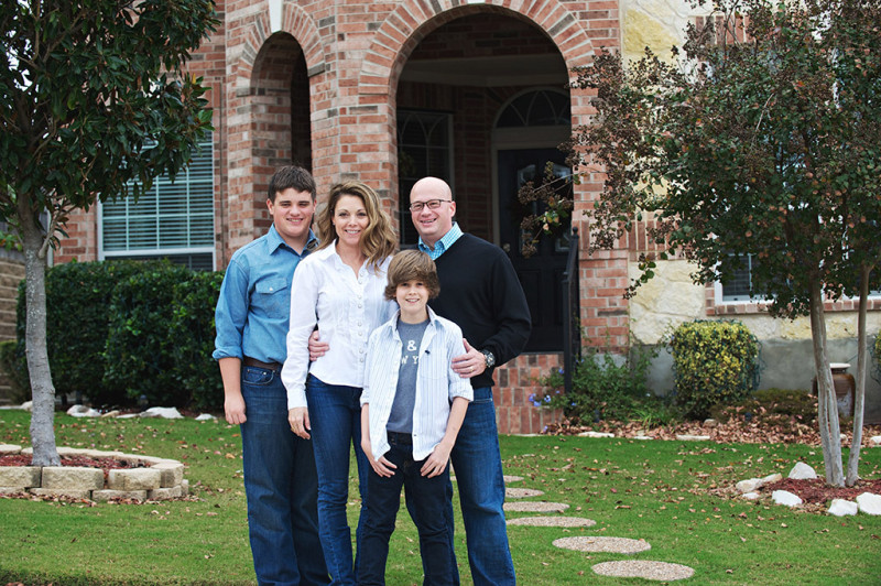 San Antonio Family Portraits Photographer - Stevens