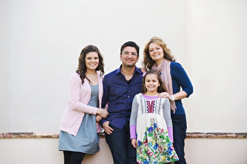 San Antonio Family Portraits Photographer - Zamorano