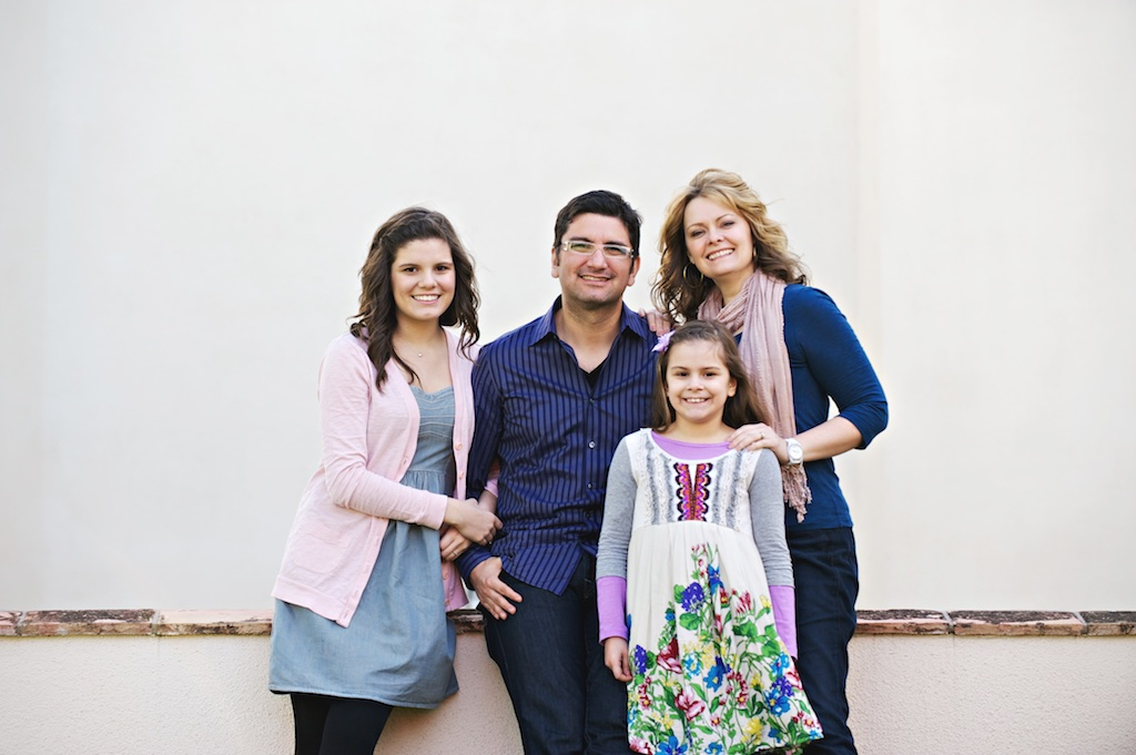 San Antonio Family Portraits Photographer – Zamorano