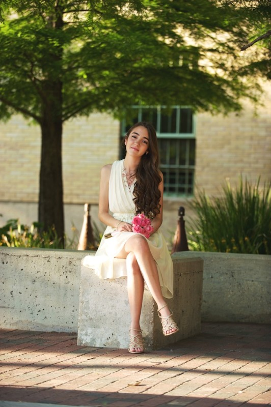 San Antonio Senior Portraits Photographer - Ana