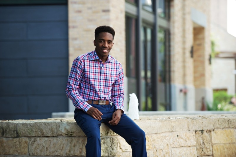 San Antonio Senior Portraits Photographer - Daunte