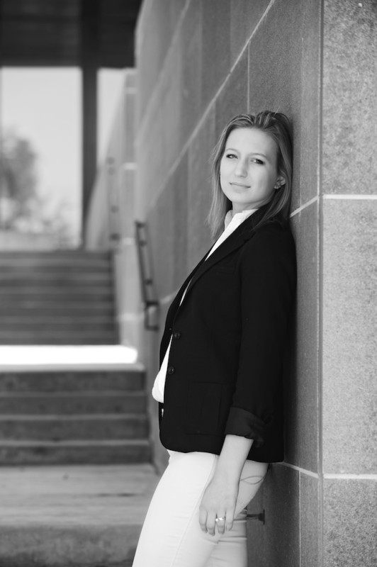 San Antonio Senior Portraits Photographer - Remington