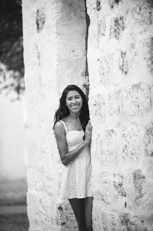 San Antonio Senior Portraits Photographer - Savannah