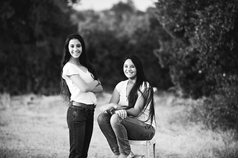 San Antonio Family Portraits Photographer - Yoli & Priscilla