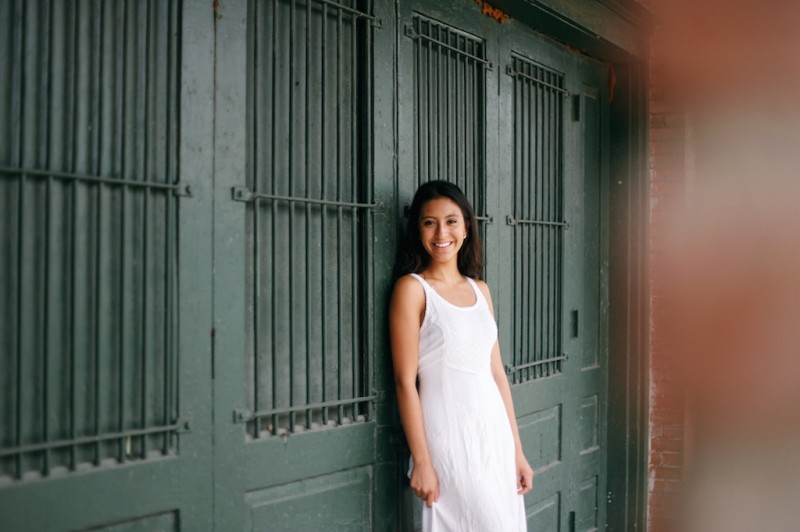 San Antonio Senior Portraits Photographer - Priscilla