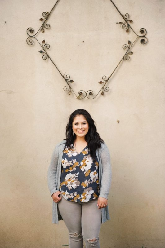 San Antonio Senior Portraits Photographer - Kaitlyn
