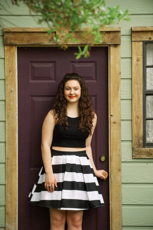 San Antonio Senior Portraits Photographer - Raven