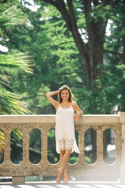 San Antonio Senior Portraits Photographer - Taylar
