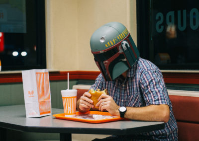 San Antonio Portrait Photographer – Boba Fett