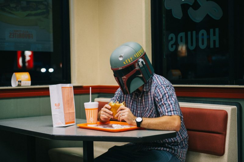 San Antonio Portrait Photographer - Boba Fett