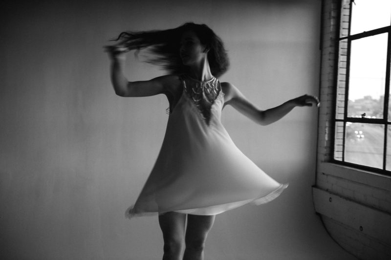 San Antonio Portrait Photographer - Jenna Ballerina
